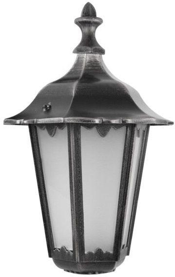 Klosz głowica lamp fi 35mm Retro Midi K 1018 M srebrny