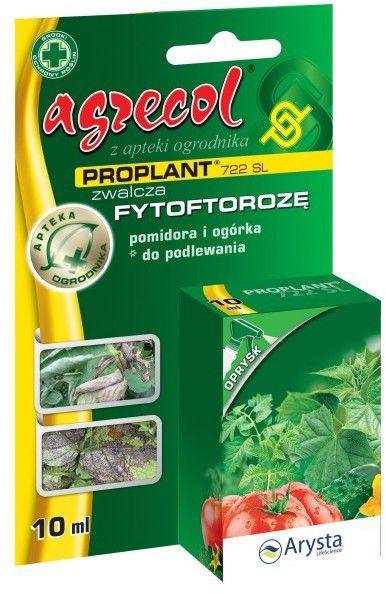 Środek grzybobójczy Agrecol Proplant 722 SL 10 ml