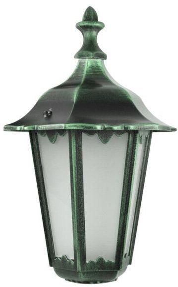 Klosz głowica lamp fi 35mm Retro Midi K 1018 M zielony