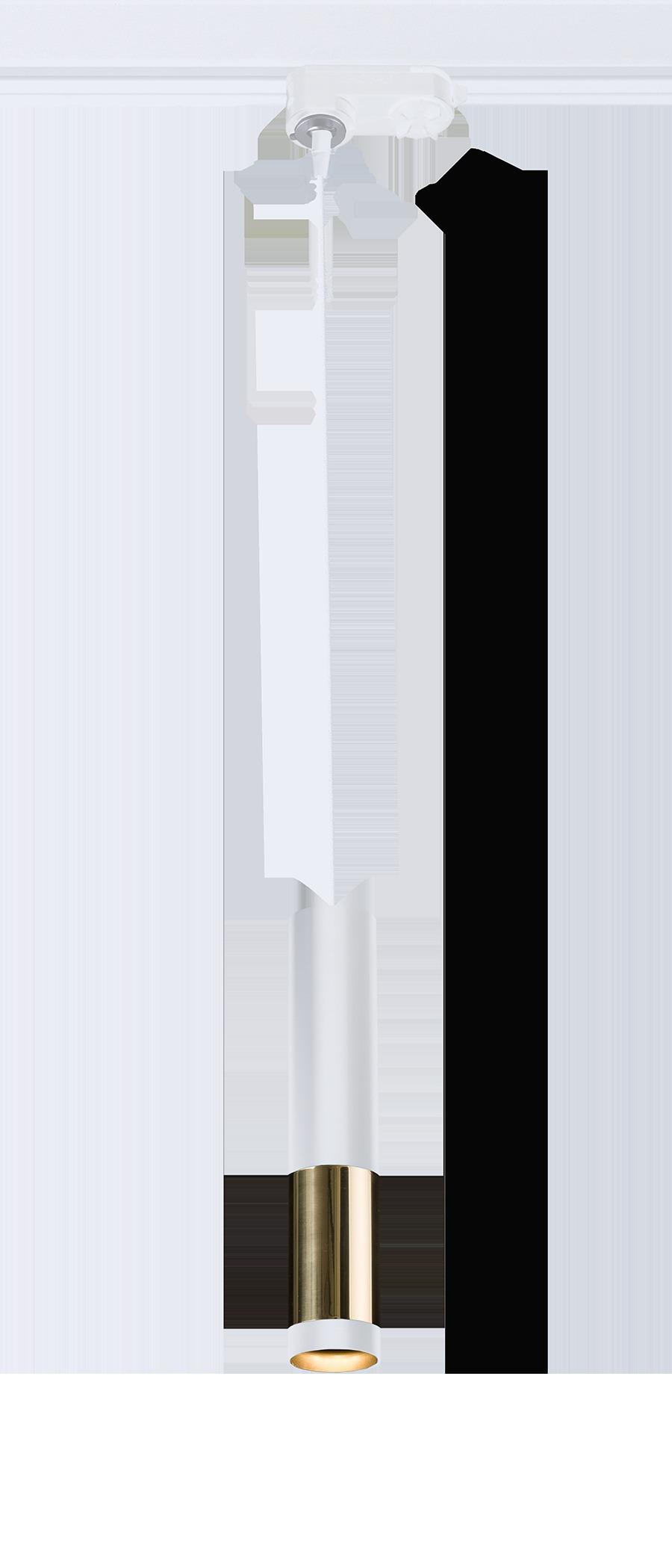 Lampa wisząca do szynoprzewodu Kavos 1 Złoty 0402 - Amplex // Rabaty w koszyku i darmowa dostawa od 299zł !