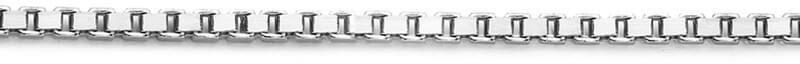 Srebrny Łańcuszek LDX0104