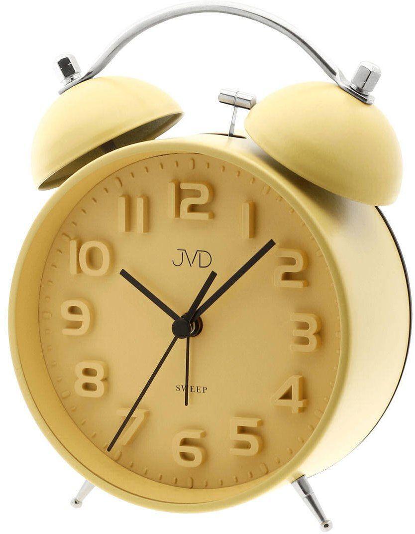 Pastelowy budzik JVD SRP2216.2 Bell Alarm