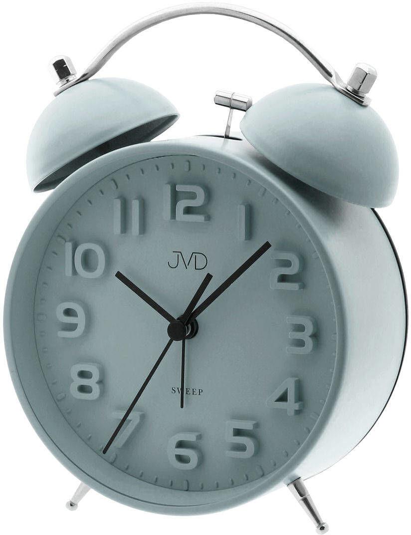 Pastelowy budzik JVD SRP2216.4 Bell Alarm