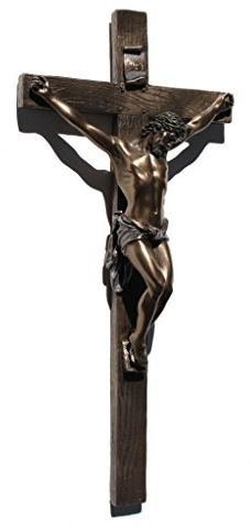 WISZĄCY KRZYŻ Z JEZUSEM VERONESE (WU75596A4)
