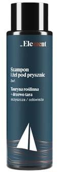 Element szampon i żel pod prysznic dla mężczyzn, 400 ml