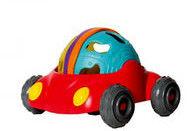 Zabawny Samochodzik PLAYGRO 4085486