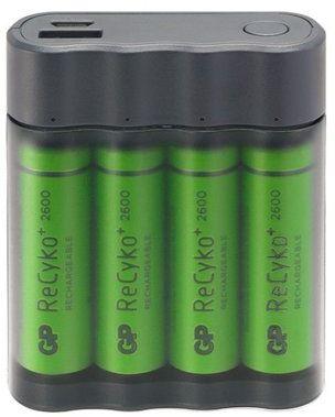 Ładowarka do akumulatorów GP X411