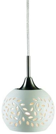 Lampa wisząca Lohals 102288 Markslojd biała oprawa wisząca