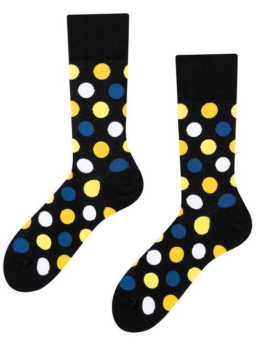 Drops, Todo Socks, Grochy, Geometryczne, Kolorowe Skarpetki