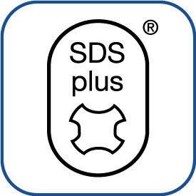 młotowiertarka SDS+ 54V Li-Ion 2x9,0Ah DeWalt [DCH333X2]