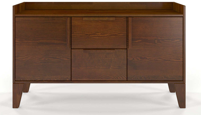 Drewniana komoda skandynawska Iguana 3X - 6 Kolorów