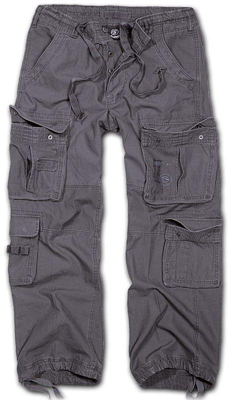 Spodnie wojskowe Brandit Pure Vintage Graphit (1003-5)