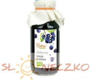 SYROP ARONIOWY BIO 330 ml - BATOM