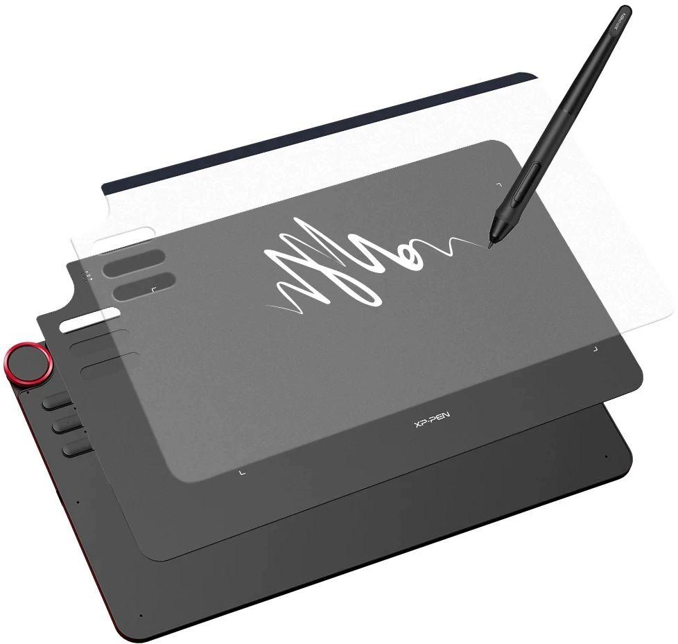 Folia ochronna na tablet graficzny XP-Pen Deco 03