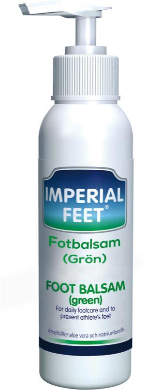 IMPERIAL FEET Foot Balm Green