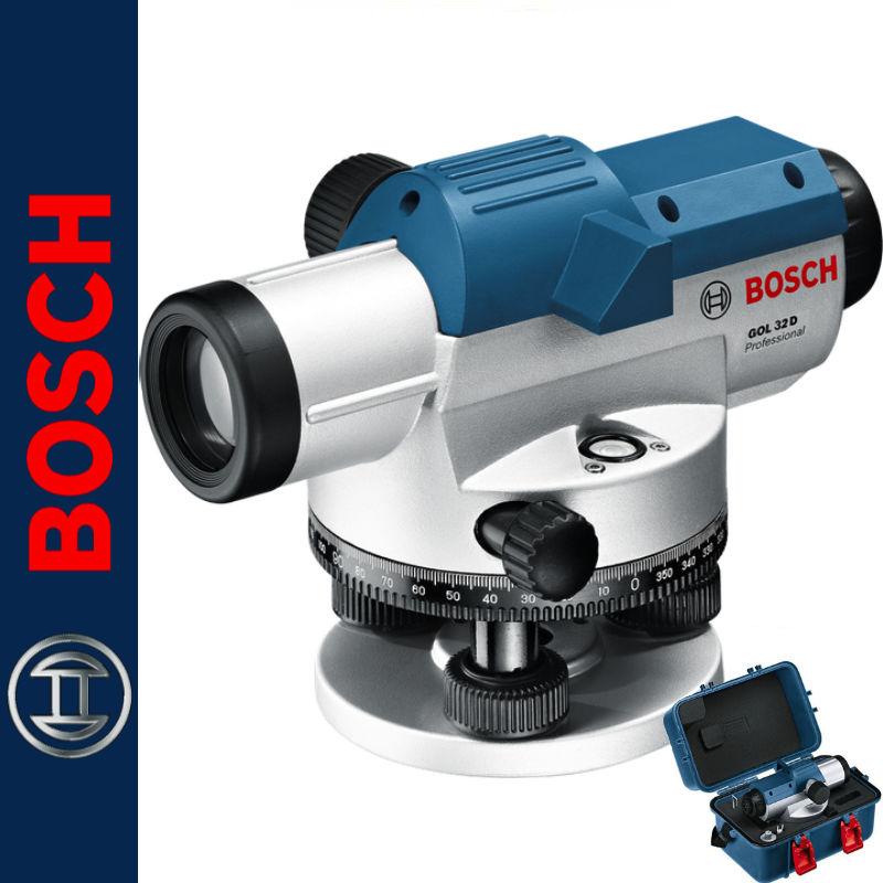 Niwelator optyczny serii Bosch GOL 20D / 26D / 32D