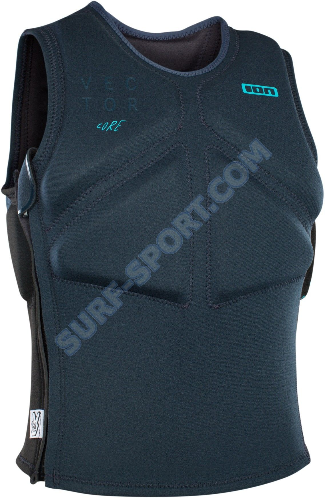 Kamizelka Ochronna ION Vector Vest Core SZ 2020 Dark Blue/Black