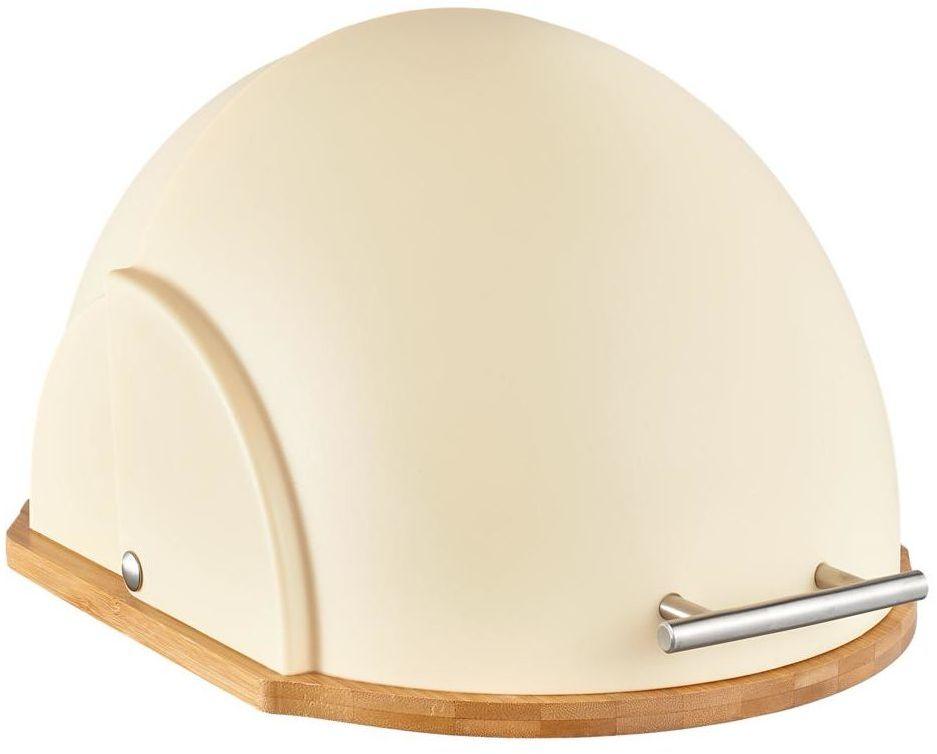 Chlebak bambusowy MX1602CR ecru Metlex