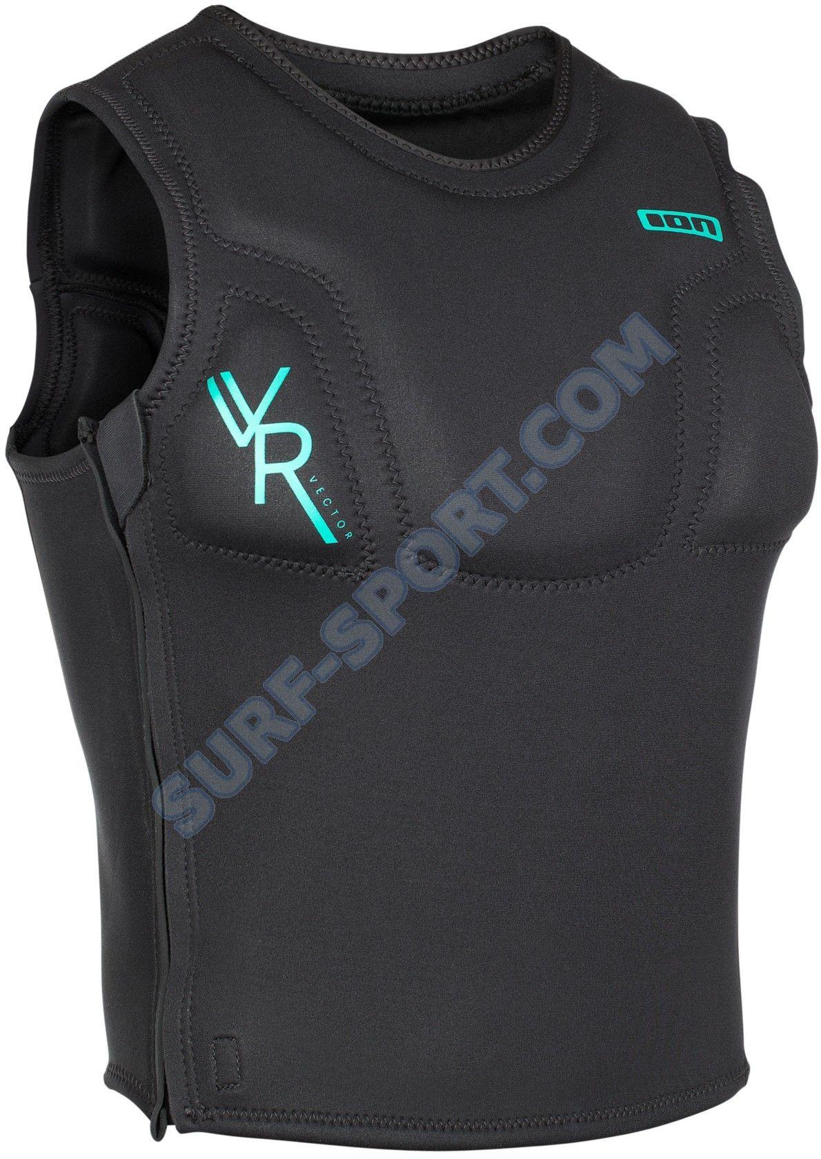 Kamizelka Ochronna ION Vector Vest Element SZ 2020 Black