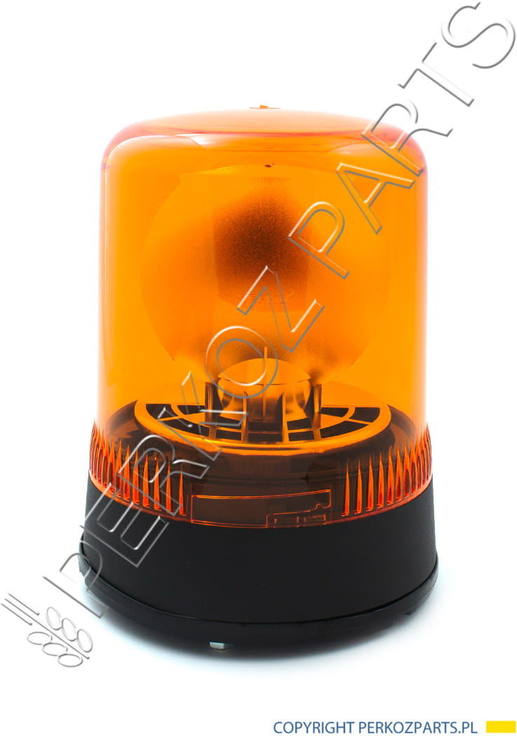 Lampa błyskowa kogut 12V 55W New Holland CNH 48045331 - 5092364 - 84408659 - 47653988