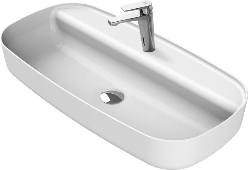 CeraStyle umywalka Aqua 80 x 40 cm 077300-u