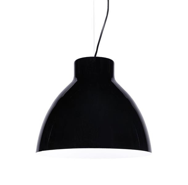 Lumina Deco Cornella czarna lampa wisząca