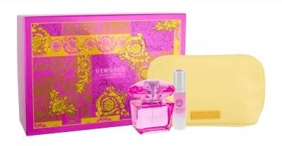 Versace Bright Crystal Absolu zestaw upominkowy XVI. dla kobiet