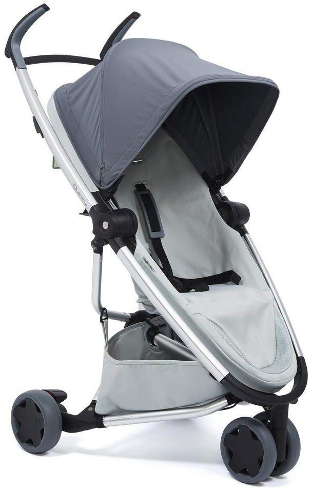 Quinny Zapp Flex Wózek spacerowy trójkołowy Graphite on grey 1399999000