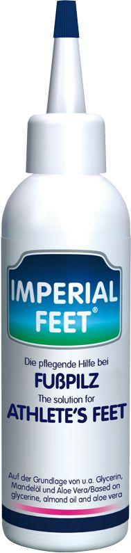 IMPERIAL FEET Athlete''s Feet