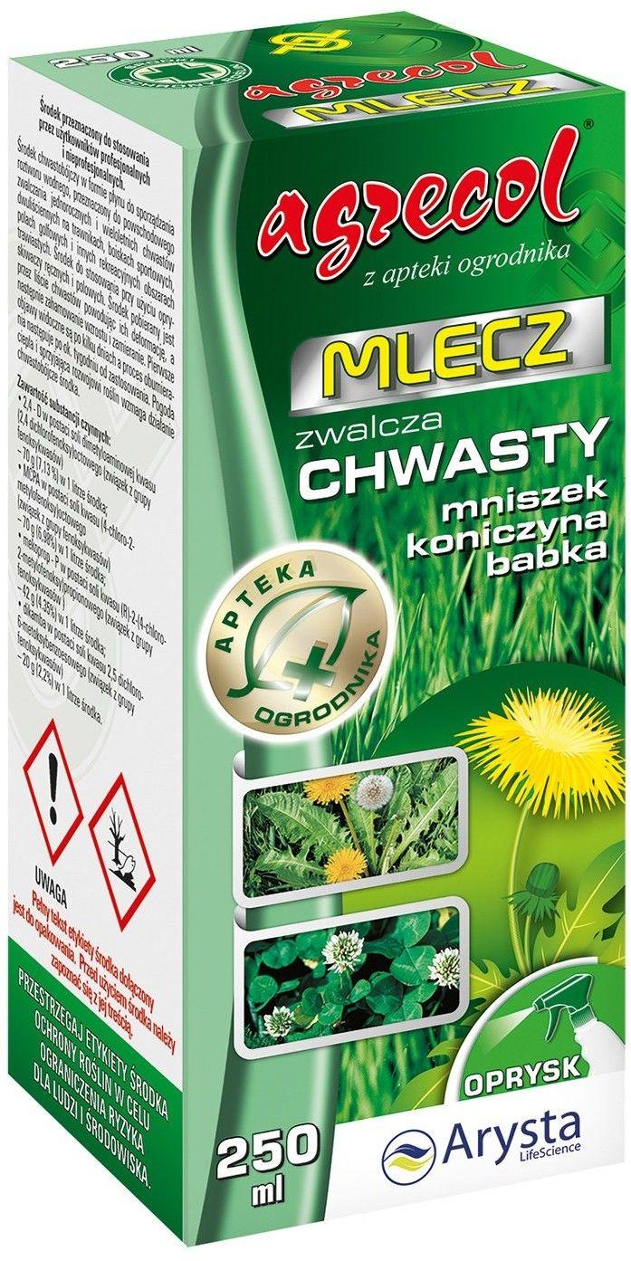 Środek na chwasty Agrecol Mlecz 202 SL 250 ml