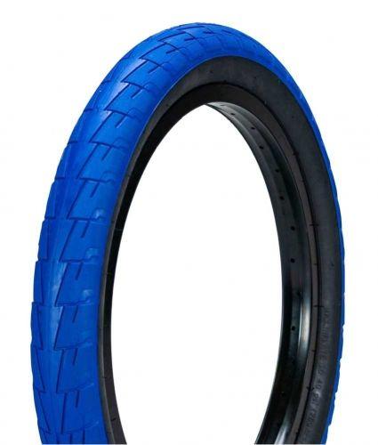"Opona BMX 20"" Lagos Crawler Blue Black"
