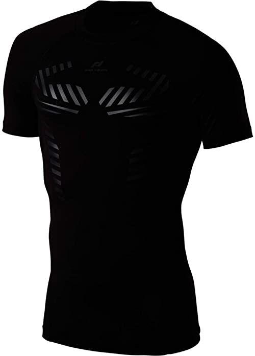 Pro Touch męski T-shirt Leonidas czarny czarny S