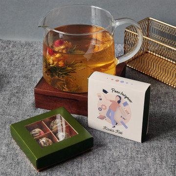 Pani inżynier - Herbata kwitnąca