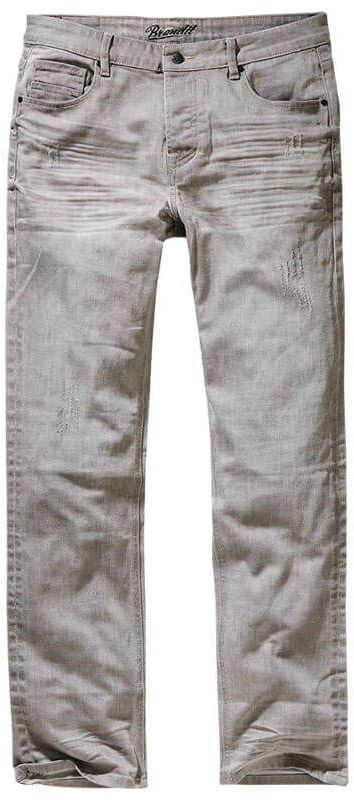 Spodnie Brandit Jake Denim Jeans Grey (1014-169)