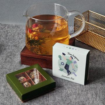 Pan inżynier - Herbata kwitnąca