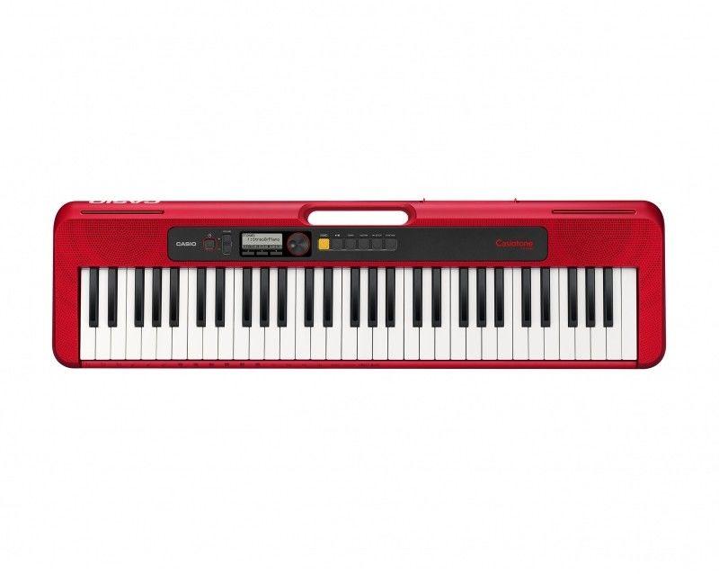 CASIO CT-S200 RD - keyboard - Zacznij spłacać ZA 4 MIESIĄCE