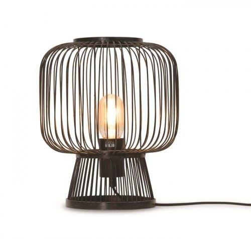 Lampa stołowa Cango czarna