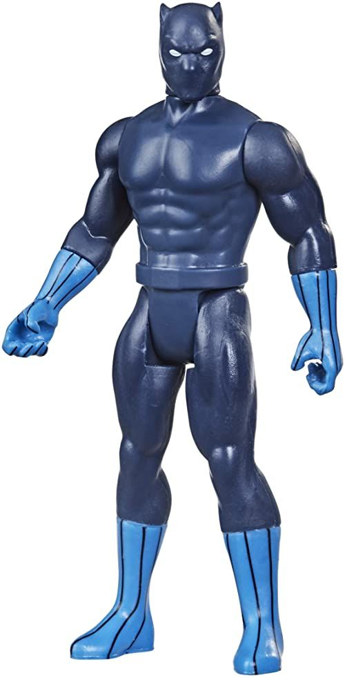 """Hasbro Collectibles - Marvel Legends Retro 3.75"""" Black Panther"""