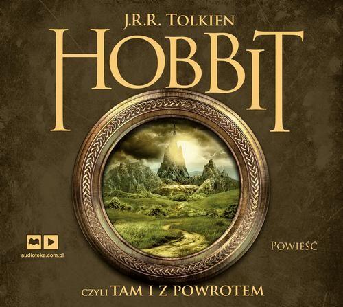 Hobbit, czyli tam i z powrotem - J. R. R. Tolkien - audiobook