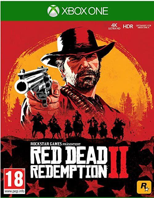 Red Dead Redemption 2 [AT PEGI] - [Xbox One]  wersja niemiecka