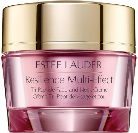 Estee Lauder Resilience Multi-Effect Tri-Peptydowy krem do twarzy i szyi do skóry normalnej i mieszanej 50 ml