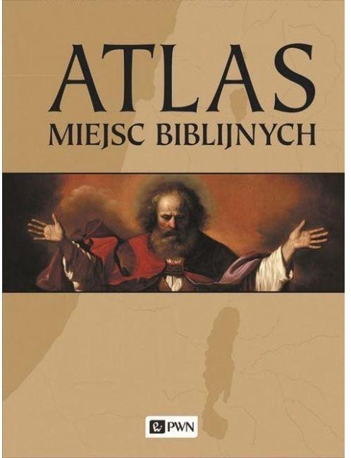 Atlas miejsc biblijnych NOWY 2020