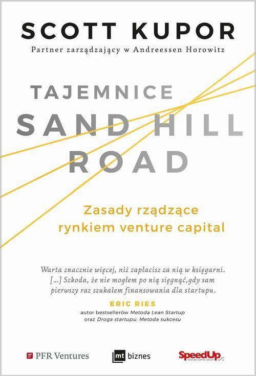 Tajemnice Sand Hill Road - Scott Kupor - ebook