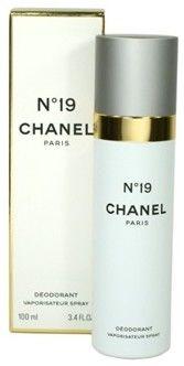 Chanel N 19 100 ml dezodorant w sprayu dla kobiet dezodorant w sprayu + do każdego zamówienia upominek.