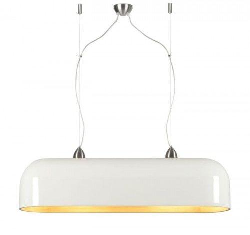 Lampa wisząca Halong H88 biała