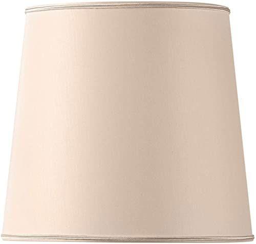 Klosz lampy w kształcie USA, 35 x 28 x 28 cm, beżowy/różowy