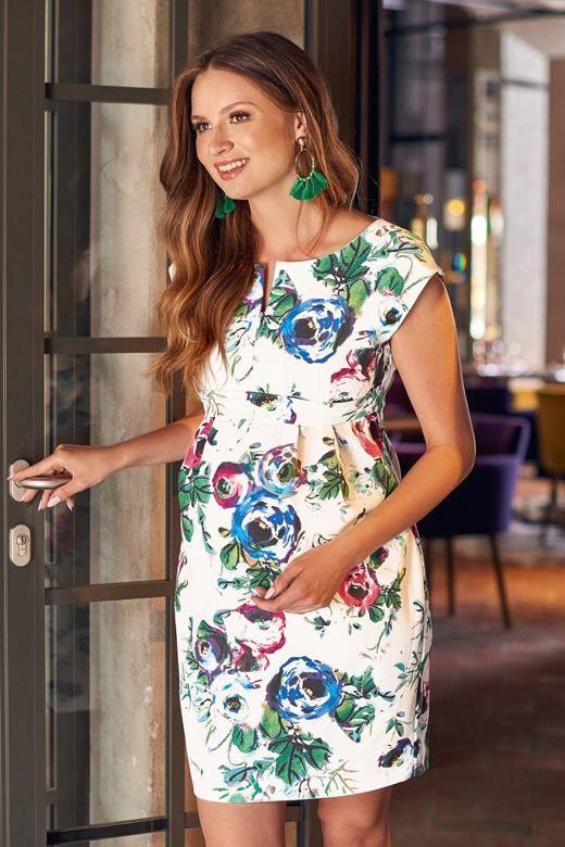 Sukienka ciążowa Mojry