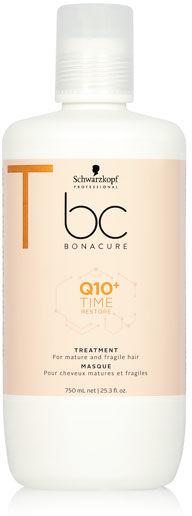 Schwarzkopf BC Q10+ Time Restore Maska do włosów dojrzałych i delikatnych 750 ml