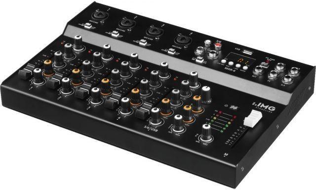 BXB MXR-6 - 6-kanałowy mikser audio