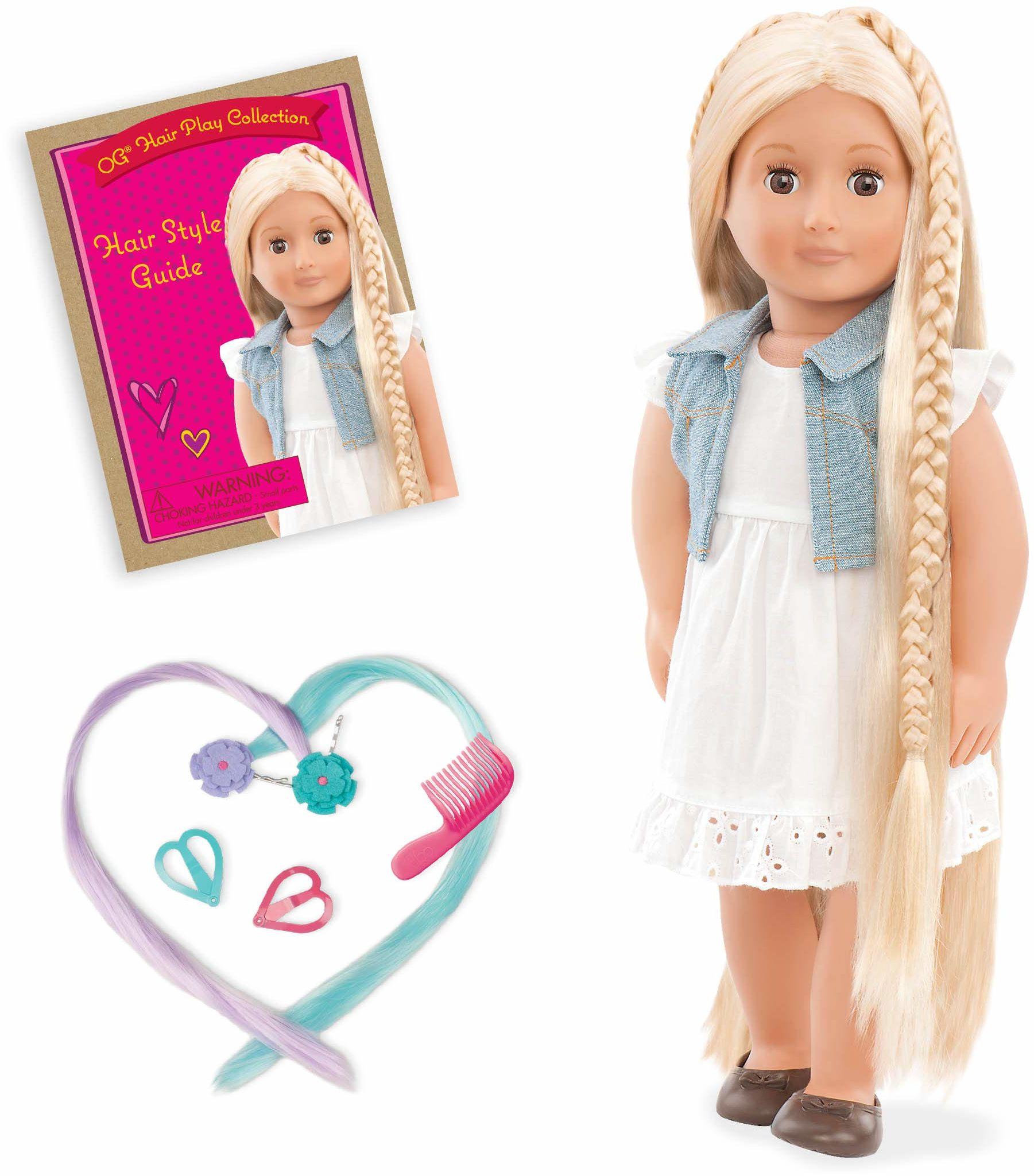 Our Generation BD31055 Phoebe modna lalka, różne